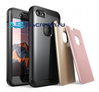 Водозащитный чехол Supcase Water Resistant Full Body Protective Case для Aple Iphone 7