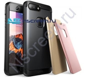Водозащитный чехол Supcase Water Resistant Full Body Protective Case для Aple Iphone 7 Plus