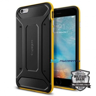 Чехол Spigen SGP - Neo Hybrid Carbon для Apple Iphone 6/6S Plus