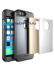 Водозащитный чехол Supcase Water Resistant Full Body Protective Case для Aple Iphone 6/6S