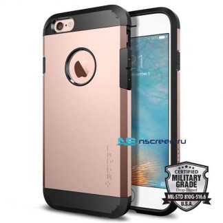 Чехол Spigen SGP - Tough Armor для Apple Iphone 6/6S